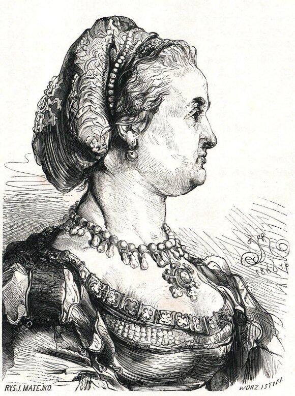 Bona Sforca (Jan Matejko 1866 m.)