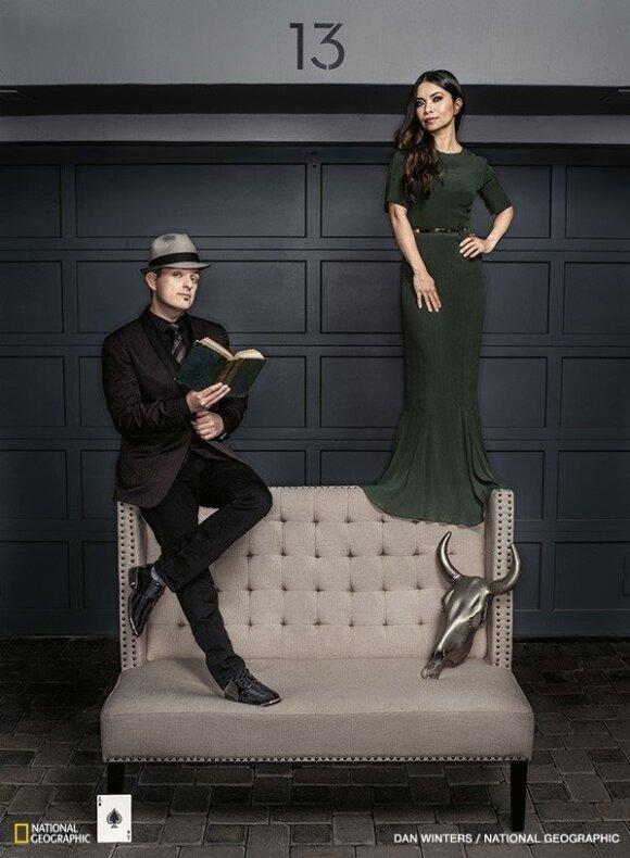 Apolas Robinsas (Apollo Robbins) ir Ava Dou (Ava Do)