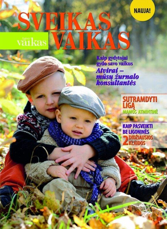 K.Krivickas: jausmas, kai namai pilni vaikų, yra neįkainojamas