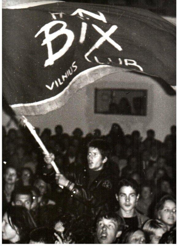 BIX Sporto rūmuose