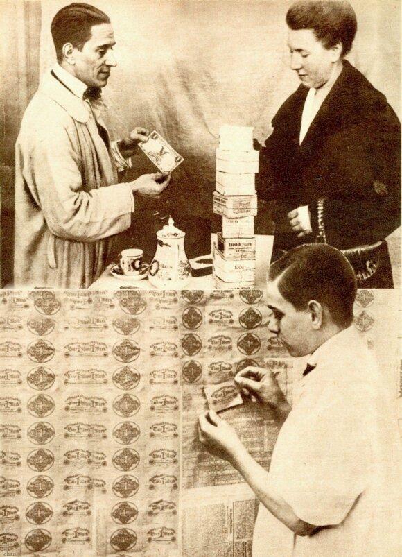 Vokietijos hiperinfliacija 1923 metais