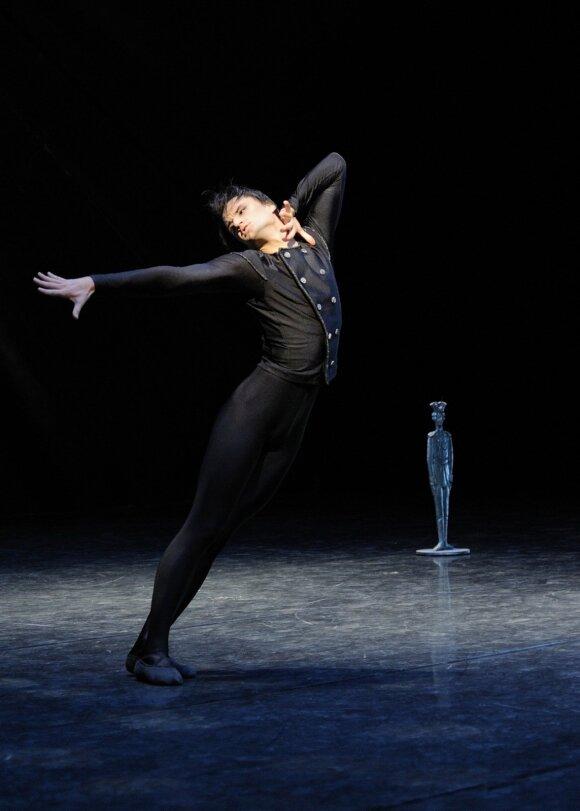 Eligijus Butkus Rusiskasis Hamletas, LNOBT, 2009