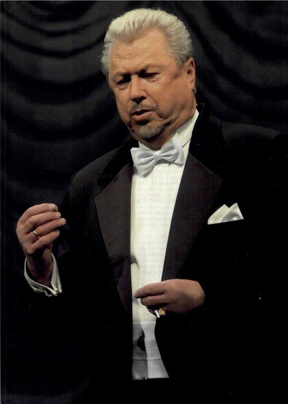 Maestro Virgilijus Noreika