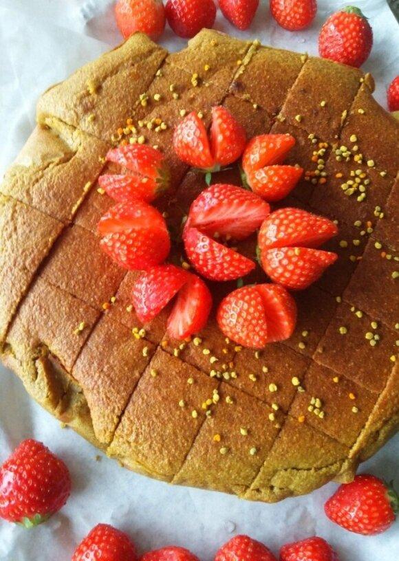 Kukurūzų pyragas