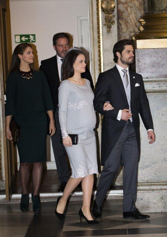 """Dar vienas karališkasis kūdikis Švedijoje – berniukas! <sup style=""""color: #ff0000;"""">PAPILDYTA</sup>"""