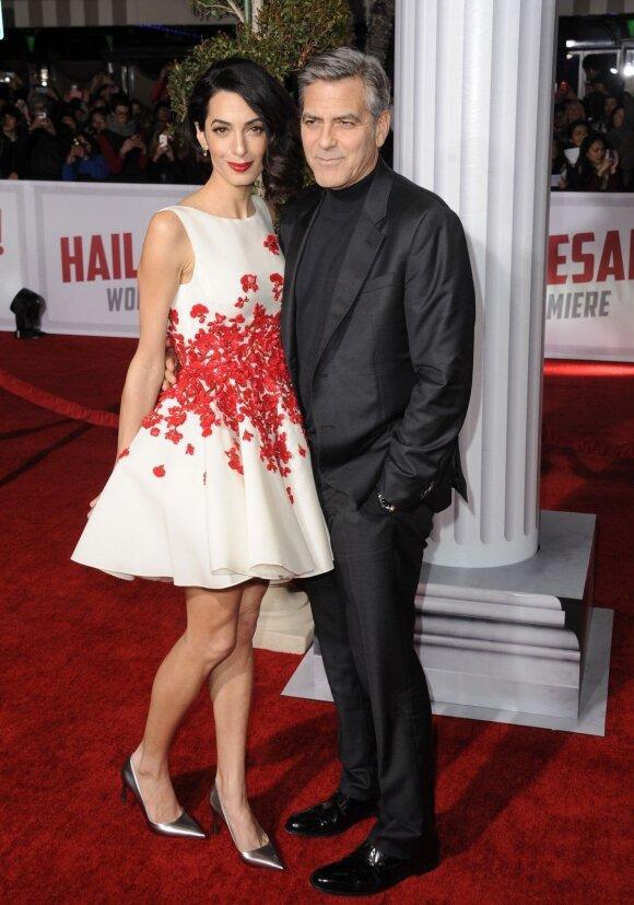 A. Clooney stiliaus pamokos: to galite išmokti ir jūs