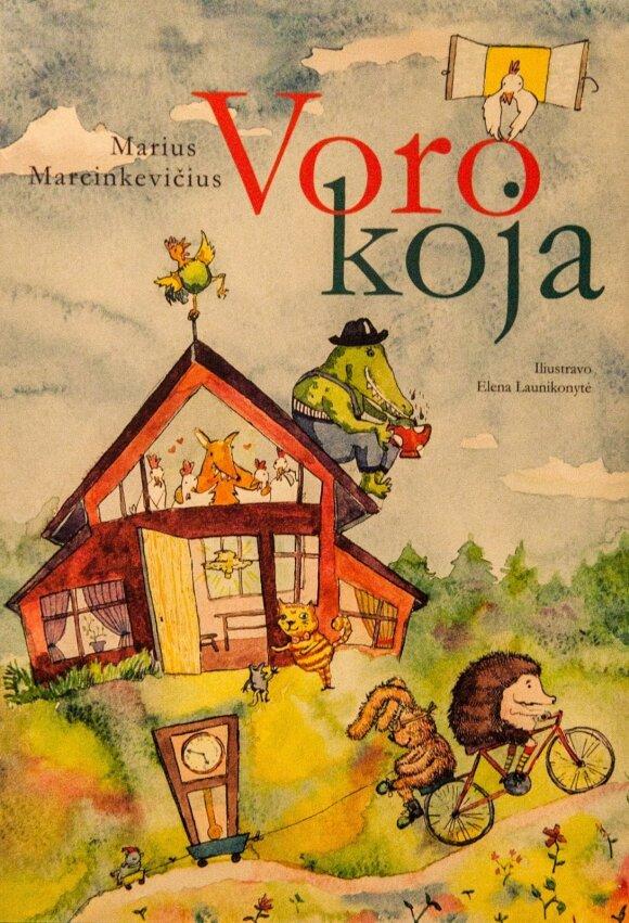 M. Marcinkevičiaus knygos viršelis