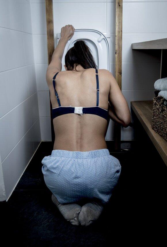 Pakliuvus į bulimijos spąstus: sveikam žmogui beveik neįmanoma suvokti, kokia tai stipri priklausomybė