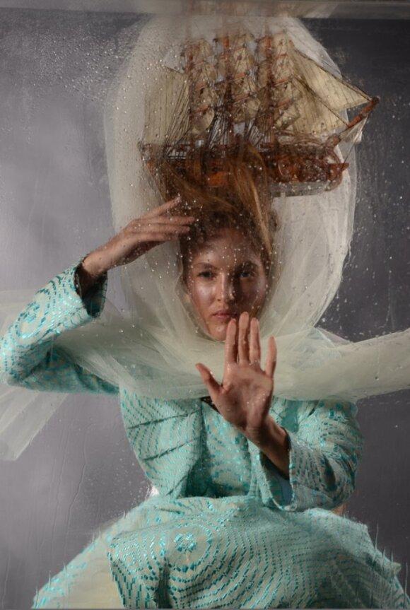 Dizainerė R. Maldutienė: mada mums spendžia pinkles