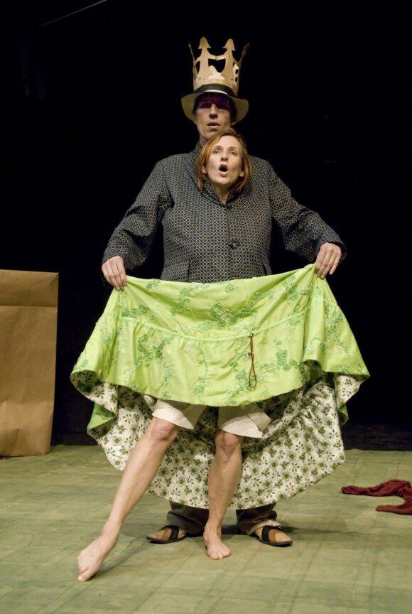 """Teatro festivalis """"Labas!"""" kviečia į spektaklius pačius mažiausius vaikus"""