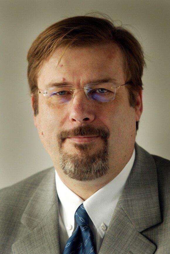 Klaus-Dieter Frankenberger, F.A.Z. nuotr.