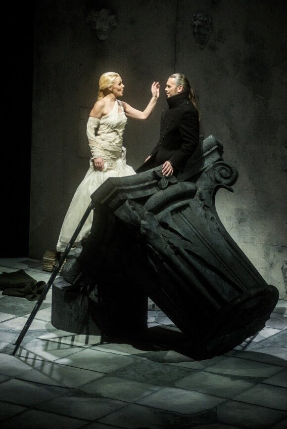Melisanda – Jurgita Adamonytė; Golo – Jevgenijus Ulanovas