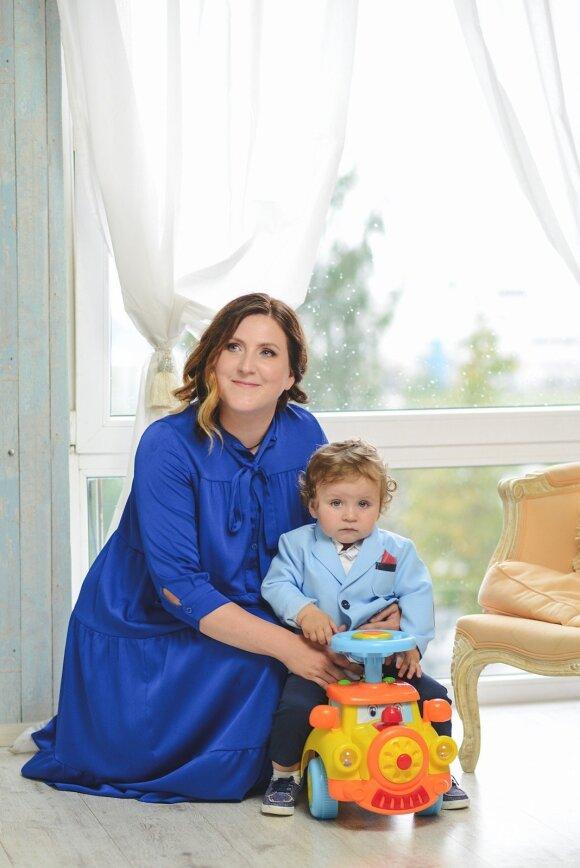 Netradicinį verslą sukūrusi daugiavaikė mama Laura: iš manęs niekada neišgirsite, kad esu pavargusi