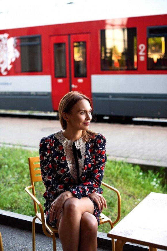 Indrė Trakimaitė: tėčio situacija man parodė, kad negalima atidėlioti gyvenimo