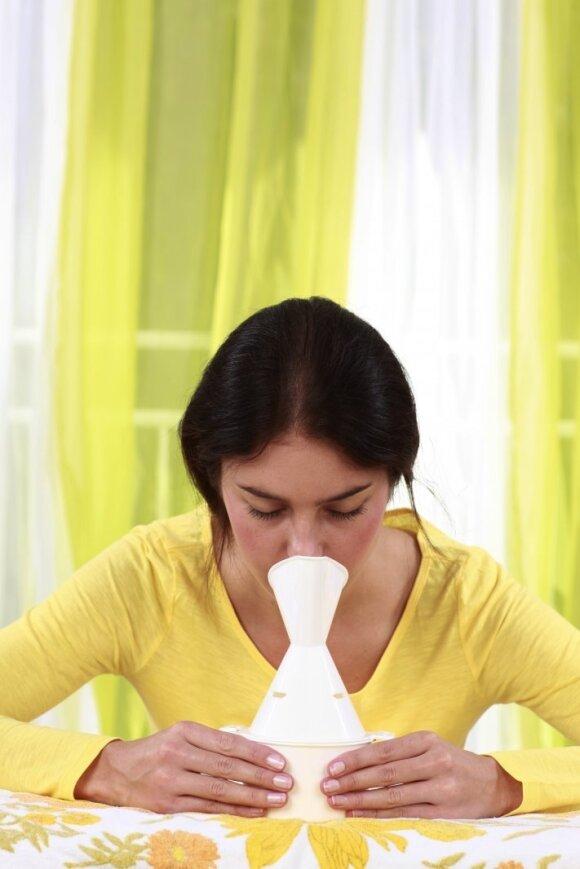 Pigus būdas sumažinti kosulį ir pagydyti depresiją
