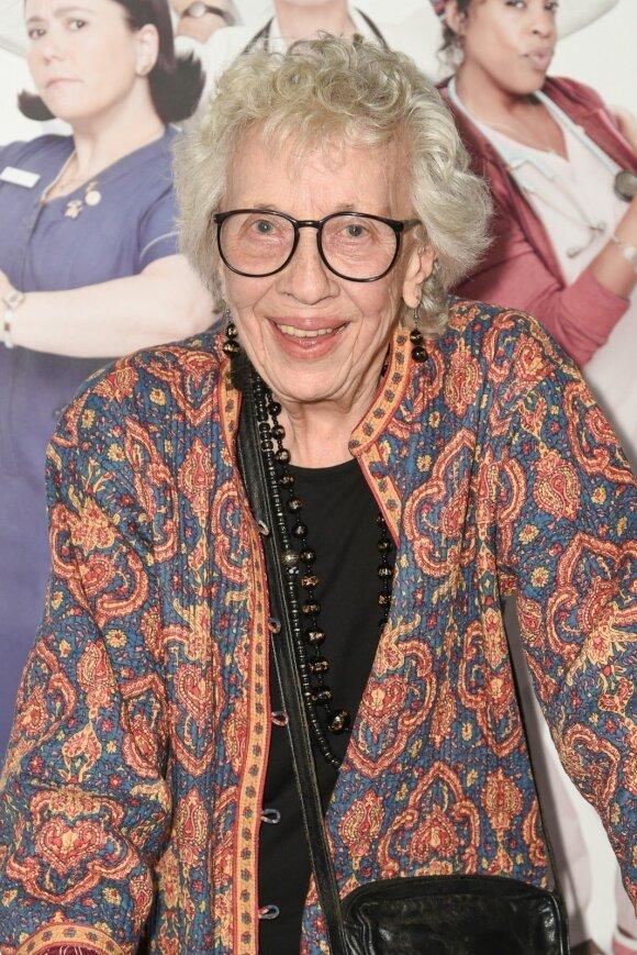 Ann Morgan Guilbert – senelė Yeta