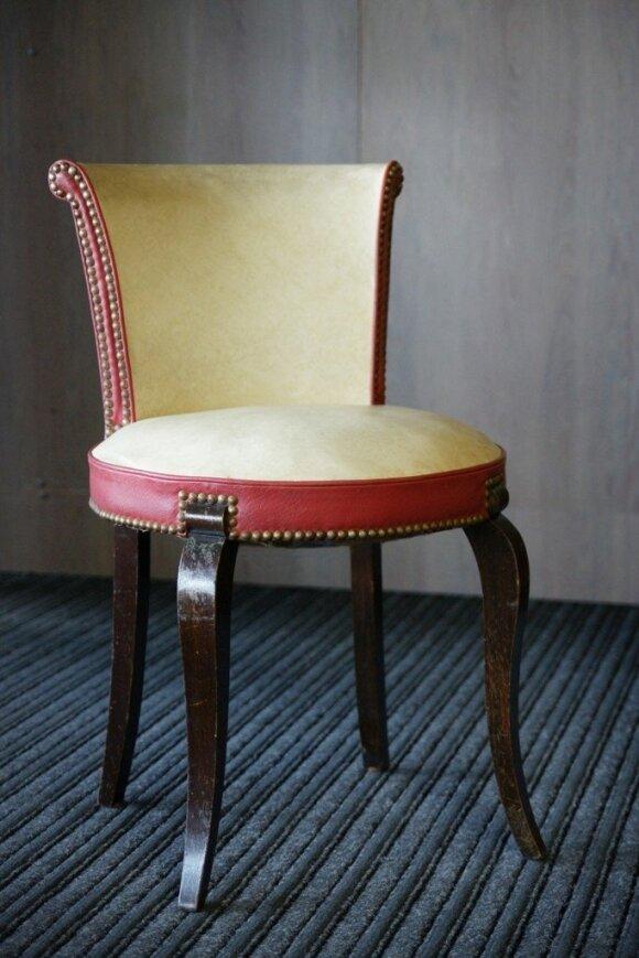 Netikėta kėdės istorija