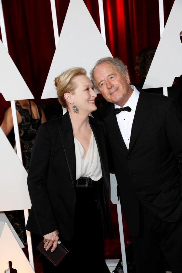Meryl Streep ir Don Gummer