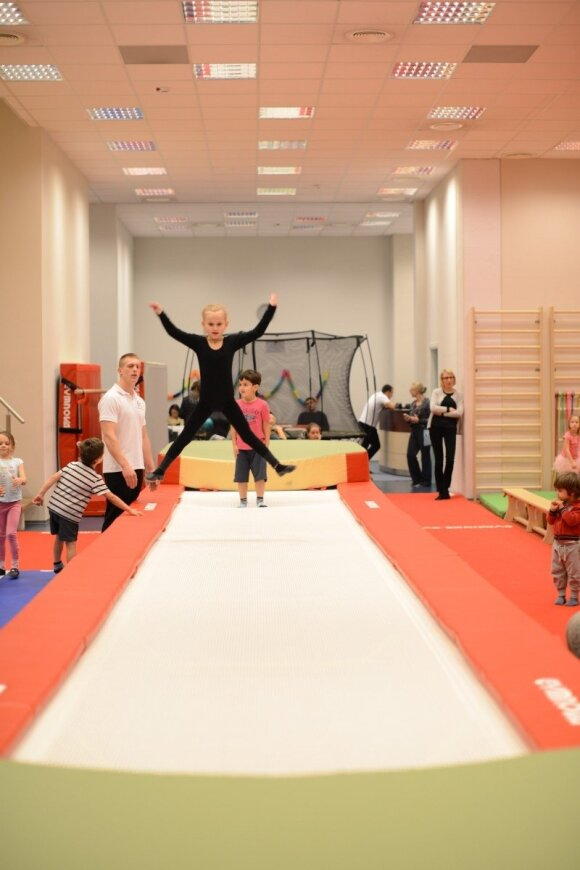 Gydytojai rekomenduoja šią sporto šaką kaip tinkamiausią vaikams