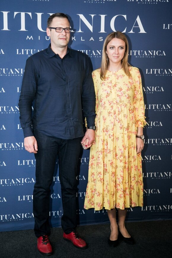 Daiva Žeimytė-Bilienė ir Mindaugas Bilius