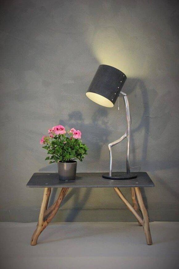 """Paroda """"Baldai"""": nuo interaktyvaus baldų fabriko iki dizaino dirbtuvių kiekvienam"""