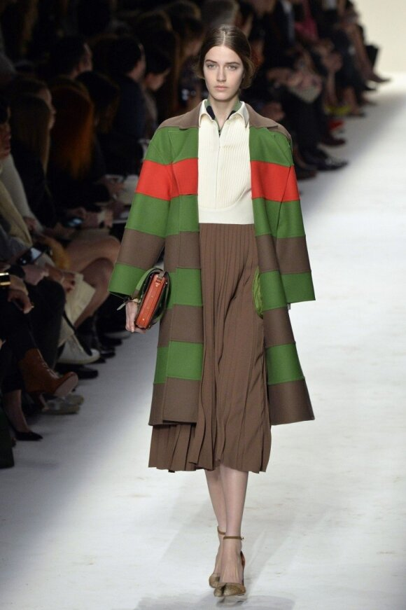 Mados tendencijos: kokį paltą rinktis šį rudenį?