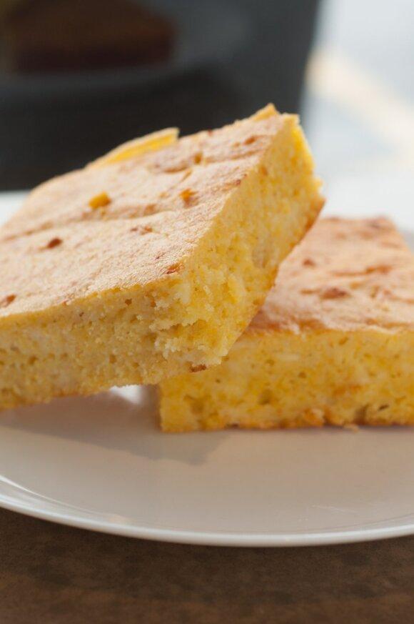Serbija, kukurūzų duona proja