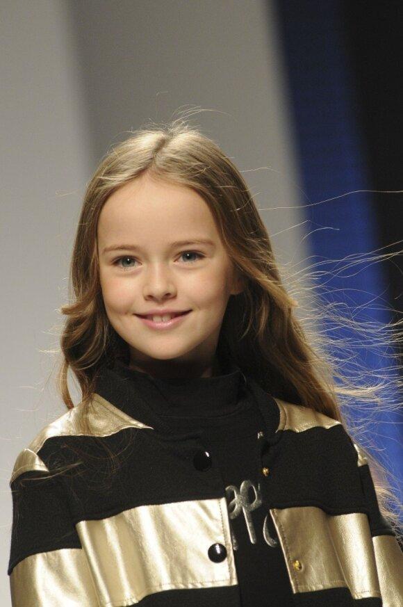 Gražiausia pasaulyje tituluojamai mergaitei žadama svaiginama karjera