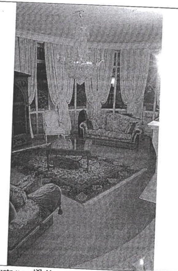 Kadras iš apžiūros Raimondo Karpavičiaus namuose Palangoje