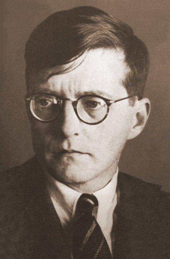Dmitrijus Šostakovičius