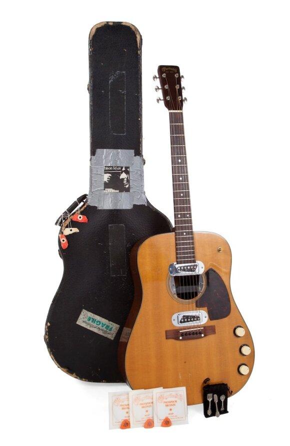 Kurto Cobaino gitara