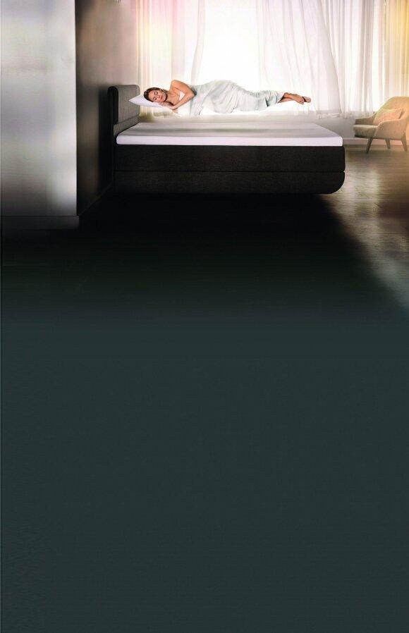 Sprendimas, dėl kurio vėl galėsite kokybiškai išsimiegoti
