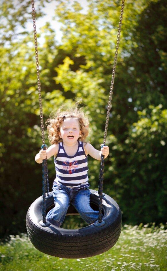 Kaip auginti vaiką, suteikiant jam ir laisvės, ir nubrėžiant protingas ribas