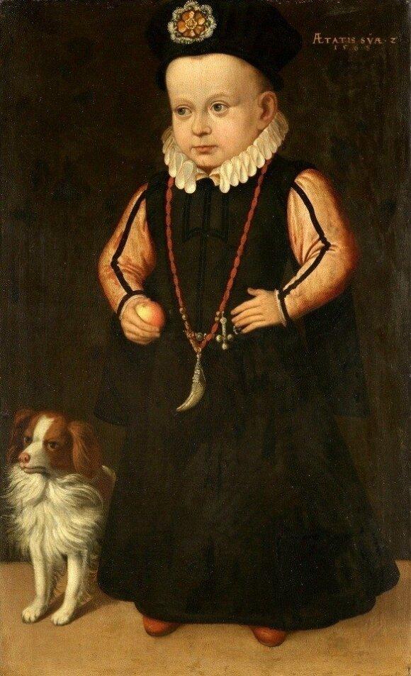 Šuns istorija Vilniuje