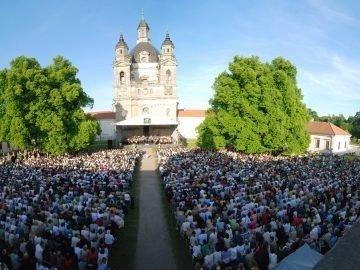 2011 m., XVI Pažaislio muzikos festivalis.