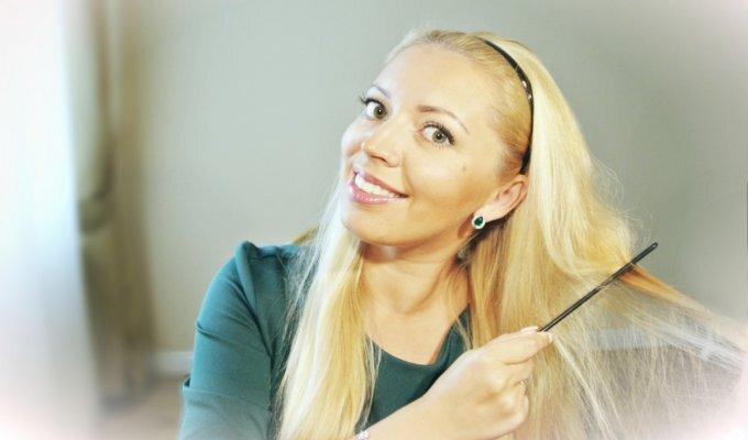 Kaip velti plaukus, kad jie būtų purūs? Stilistės Gražinos pamokėlė VIDEO