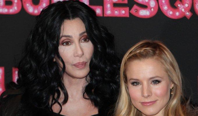Ar pridera taip atrodyti močiutės amžiaus Cher?