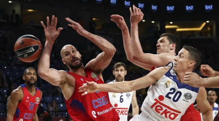 Eurolygos dvikova dėl trečios vietos: CSKA – Real