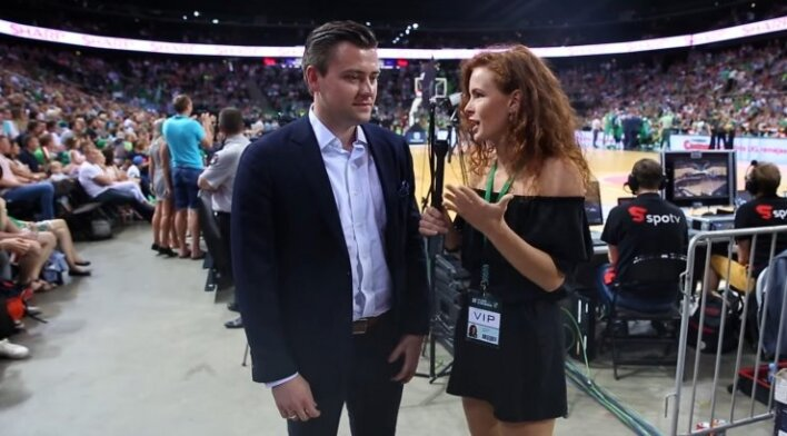 Gediminas Petraitis ir Dalia Belickaitė