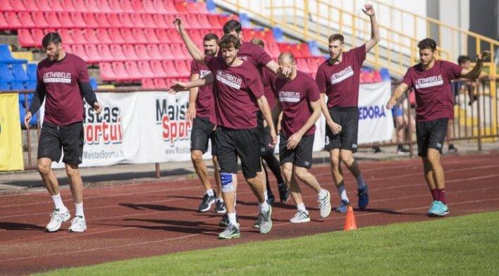Panevėžio klubas pradėjo pasirengimą sezonui