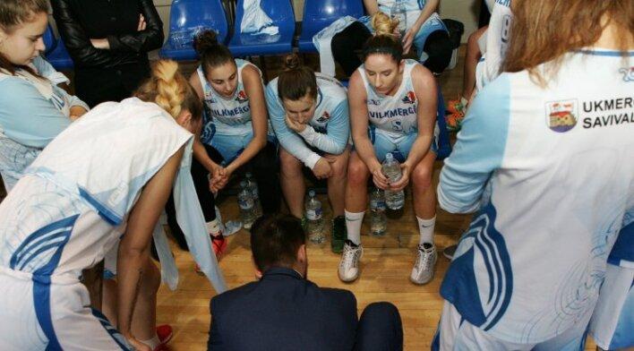 Ukmergės krepšininkės