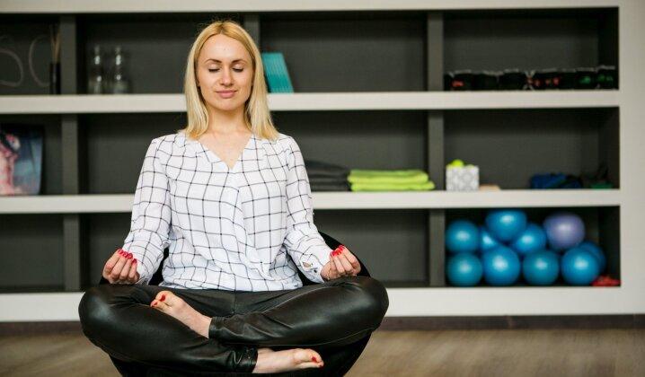 Atraskite meditaciją: nauda – neišmatuojama