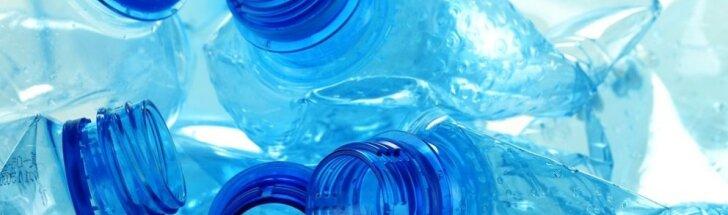 Lietuvoje surinktas plastikas ilgai čia neužsibūna: keliauja net į Kiniją