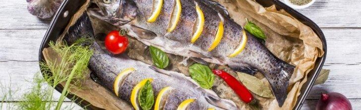 Ruošiantiems žuvį: lietuvių mėgstami gamybos būdai sugadins patiekalą negrįžtamai
