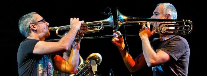 Festivalio Vilnius Jazz akimirka