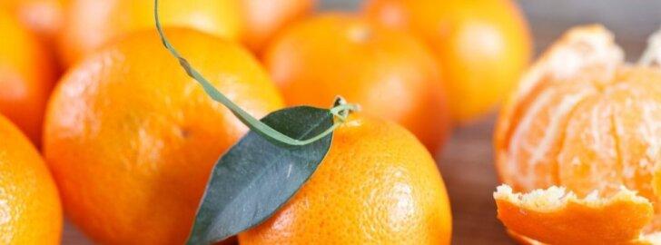 7 priežastys valgyti citrusinius vaisius