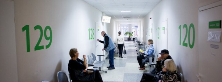 Primena, kad daugelis poliklinikų dirba ir šeštadieniais