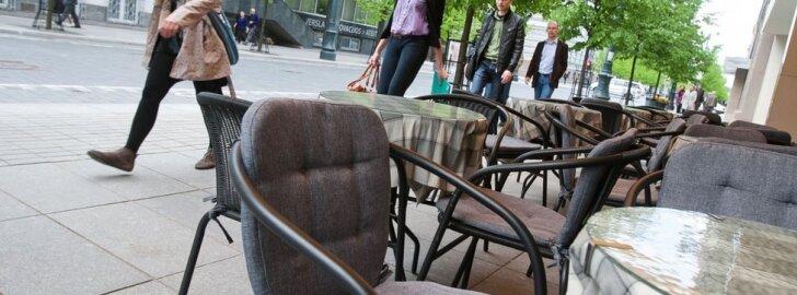 A. Zuokas: gėjų ir lesbiečių eitynių metu reikėtų uždaryti Gedimino prospekto kavines
