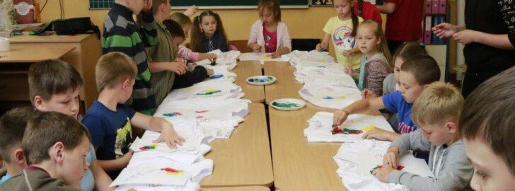 Simono Konarskio mokykloje veikė vasaros stovykla