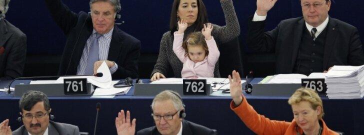 Europarlamentarai stažuotojo akimis: yra ir tokių, kurie atsiėmę algą, išeina namo